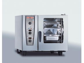 RATIONAL CombiMaster Plus 6x GN 1/1: plynový