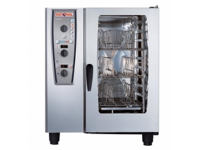 RATIONAL CombiMaster Plus 10x GN 1/1: plynový