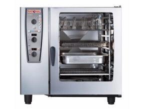 RATIONAL CombiMaster Plus 10x GN 2/1: plynový