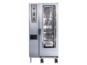 RATIONAL CombiMaster Plus 20x GN 1/1: plynový