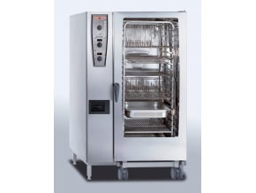 RATIONAL CombiMaster Plus 20x GN 2/1: plynový